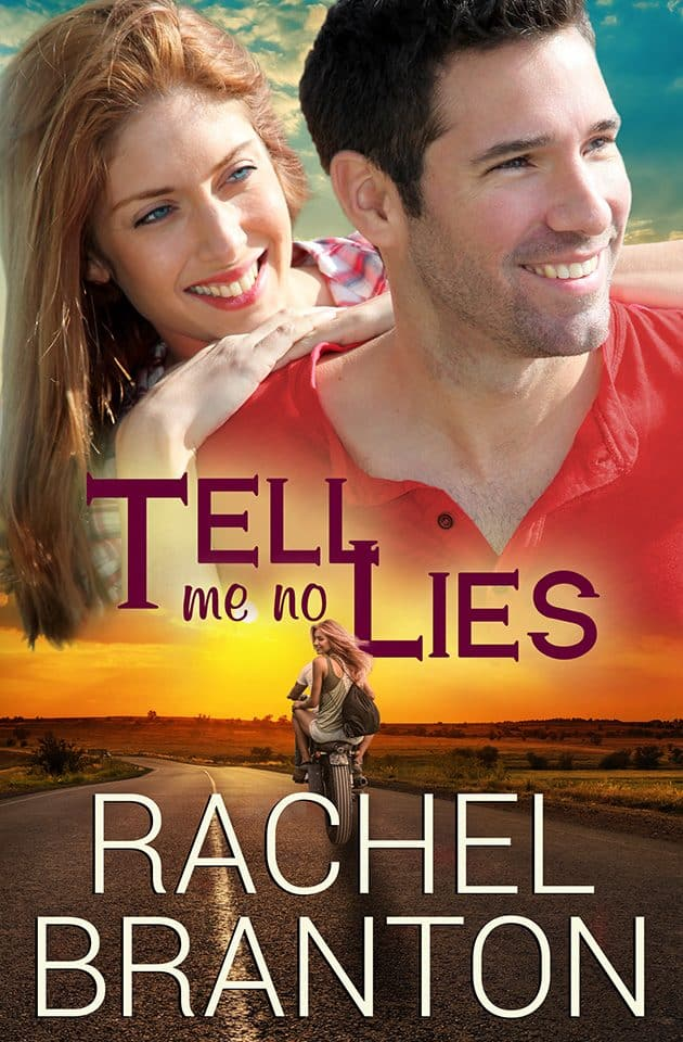 Cover for Tell Me No Lies