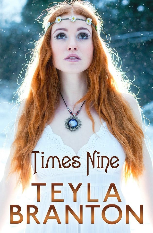Times Nine by Teyla Branton front cover