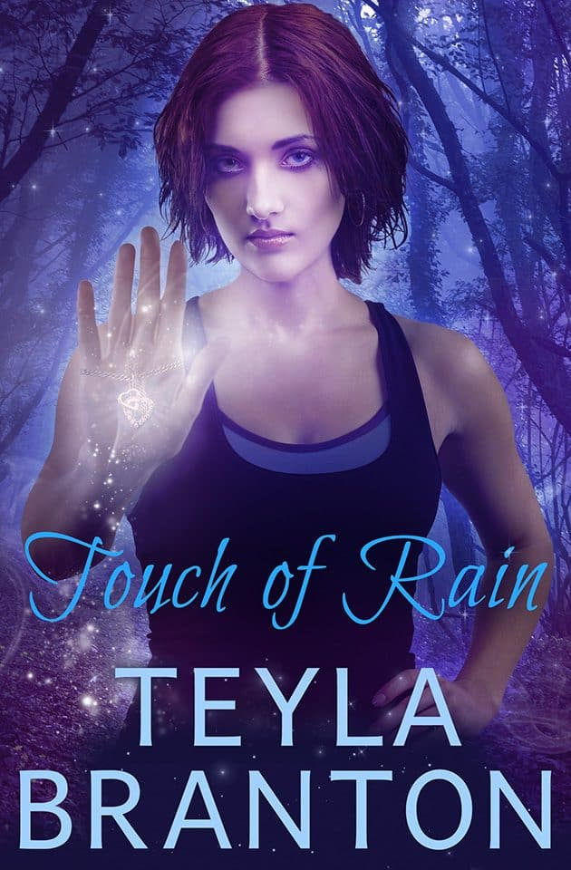 Cover for Touch of Rain