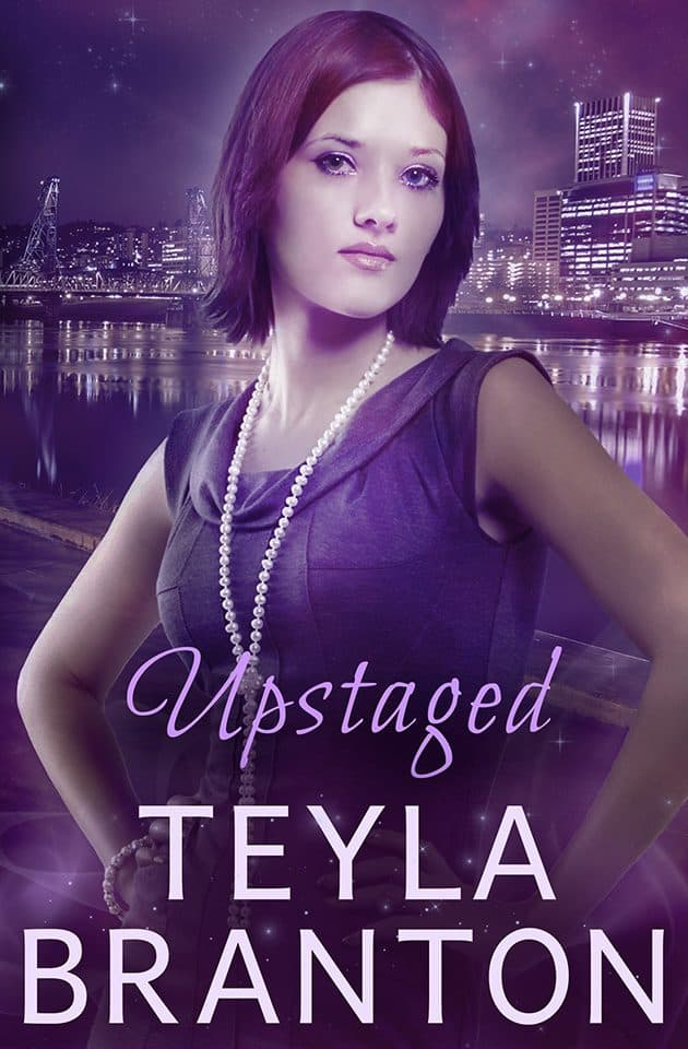 Cover for Upstaged