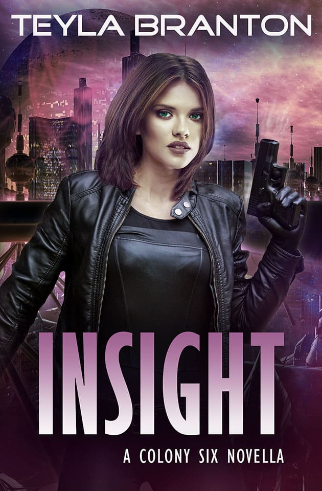 Insight by Teyla Branton